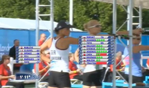 2011 Modern Pentathlon Women's World Cup Final TV Magazine Show