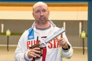 ISSF World Cup Final Rifle/Pistol 2015 - Munich, GER - Finals 10m Air Pistol Men
